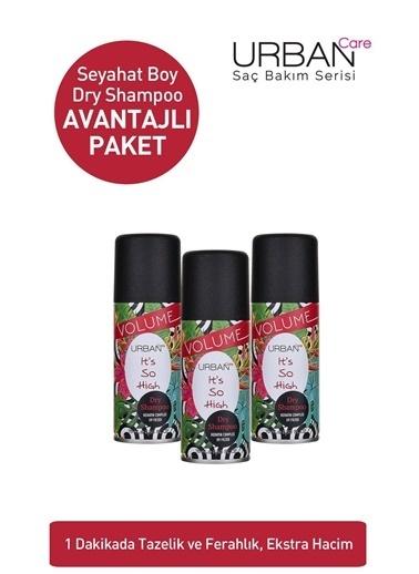 Urban Care SEYAHAT BOY Dry Shampoo AVANTAJLI PAKET Renksiz